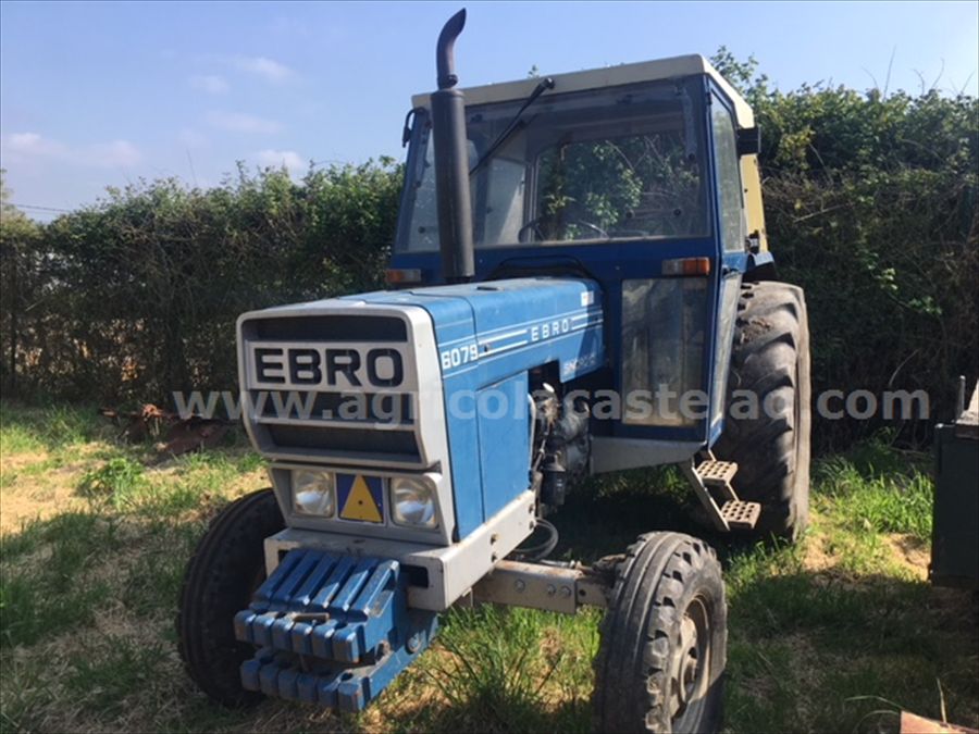 TRACTOR EBRO 6079 SIMPLE TRACCION