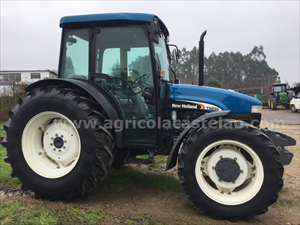 TRACTOR NEW HOLLADN TN65D DT