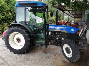 TRACTOR NEW HOLLAND TNF95