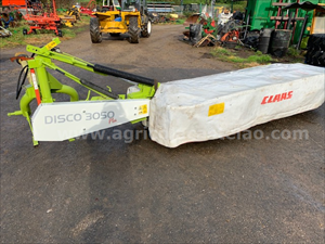 SEGADORA CLAAS DISCO 3050 PLUS