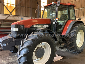 TRACTOR NEW HOLLAND M135 DT