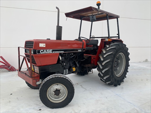 TRACTOR CASE INTERNACIONAL  685 SIMPLE