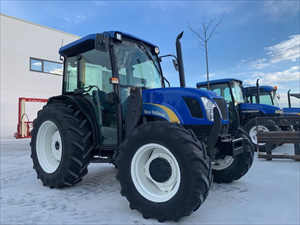 TRACTOR NEW HOLLAND TN75DA