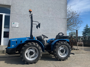 TRACTOR BCS VANGUARD 400 RS CV RIGIDO
